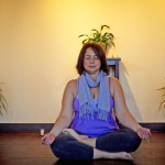 Elizabeth Roberts teaches at SSP Yoga located in Fort Washington, PA.