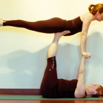 Kristen McMeneamin and Amy Rapheal teach at SSP Yoga located in Fort Washington, PA.