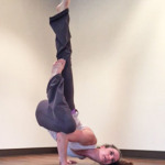 Stacey Skilton-Pitz teaches at SSP Yoga located in Fort Washington, PA.