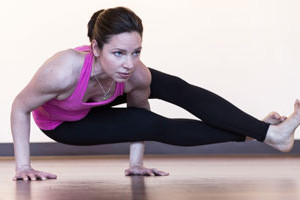 Amy Raphael teaches at SSP Yoga located in Fort Washington, PA.